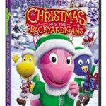 Backyardigans Christmas DVD!