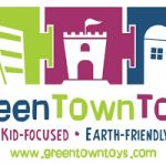 green town toys :: kid-focused, earth-friendly {giveaway}