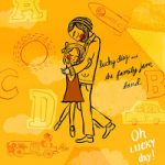 lucky diaz and the family jam band :: oh lucky day! CD