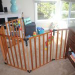 superyard 3-in-1 wood gate :: safe play time
