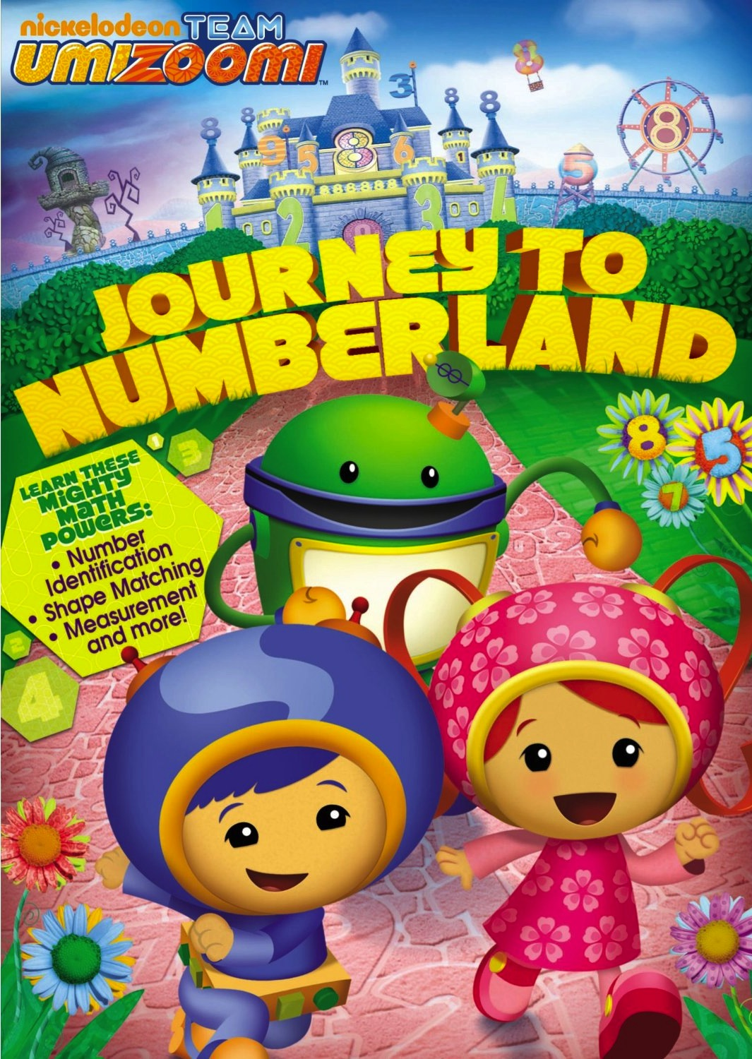 team umizoomi journey to numberland