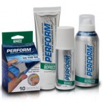 perform pain reliever :: from the makers of biofreeze