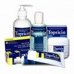 topricin :: natural pain relief and healing cream