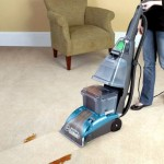 hoover steamvac :: put to the test