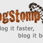 blogstomp :: blog it faster, blog it better!