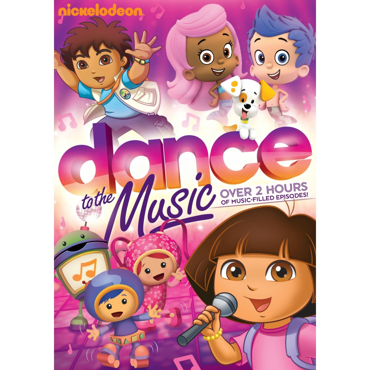 dance to the music dvd
