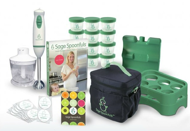 sage spoonfuls on the go package