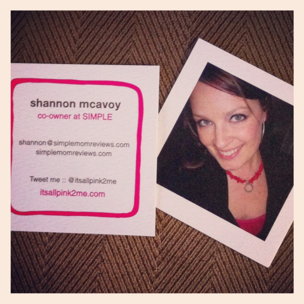 tiny prints :: business cards and address labels – the SIMPLE moms