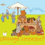 orange sherbet :: serving up sweet music for families {giveaway}