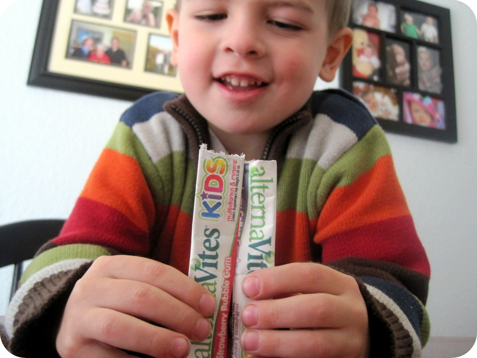 alternaVites: vitamins for kids ages 4 and up