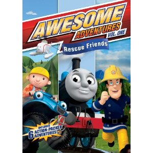Awesome Adventures Vol One: Rescue Friends