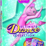 hit entertainment :: angelina ballerina ultimage dance collection