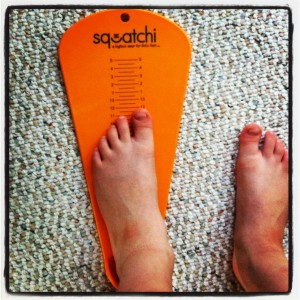 How To Know Your Childs Shoe Size