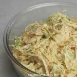 a simple {real food} recipe :: coleslaw {dairy free option}
