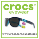 crocs sunglasses logo
