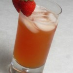 a simple {real food} recipe :: strawberry lemonade kvass