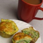 a simple {real food} recipe :: zucchini and sausage egg muffins
