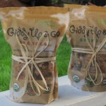 giddy up & go granola :: from thoughtful foods {giveaway}