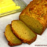 a simple {real food} recipe :: quick breakfast bread {dairy, gluten, and nut free}