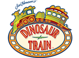 Dinosaur Train logo