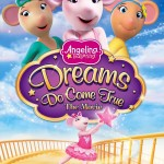 angelina ballerina: dreams do come true :: new to dvd! {giveaway}