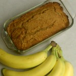 a simple {real food} recipe :: banana bread {gluten free with dairy and egg free options}