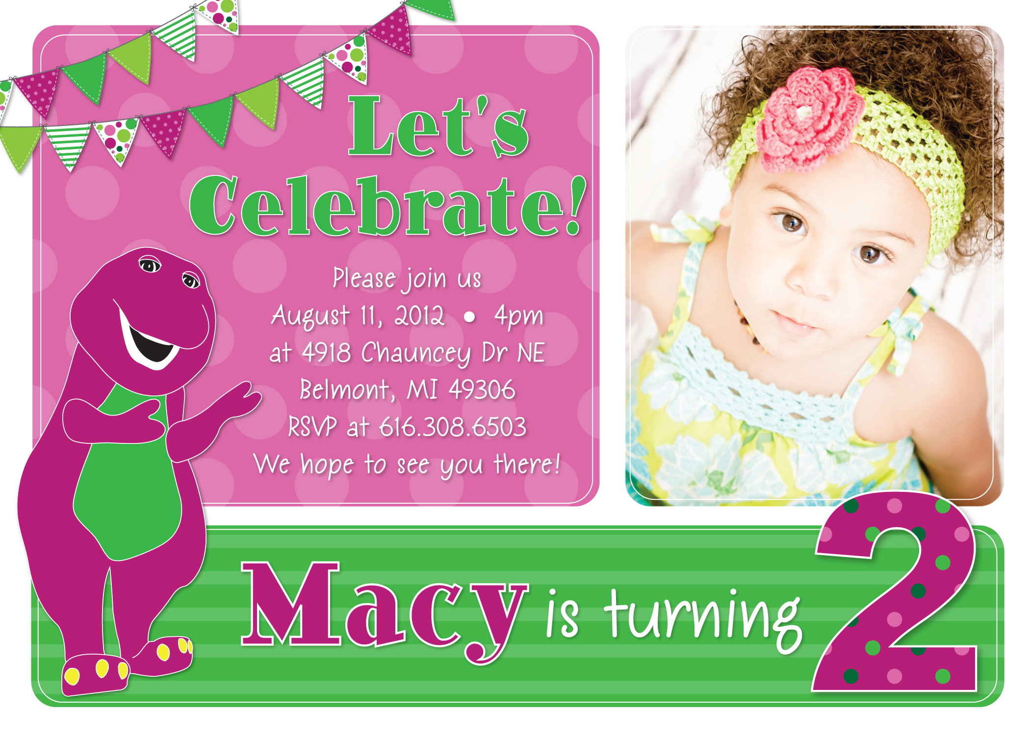 Party Invitation Kits as awesome invitations example