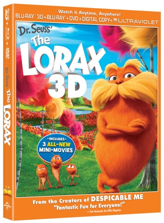the lorax 3d cover art