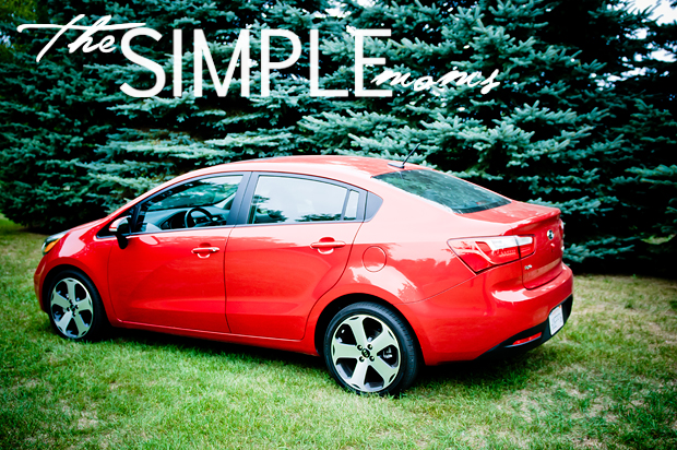 2012 kia rio test drive the simple moms. Black Bedroom Furniture Sets. Home Design Ideas