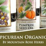 mountain rose herbs :: epicurean organics line {giveaway}