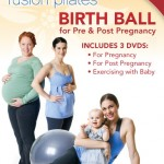 jennifer gianni's fusion pilates :: birth ball for pre & post pregnancy {giveaway}