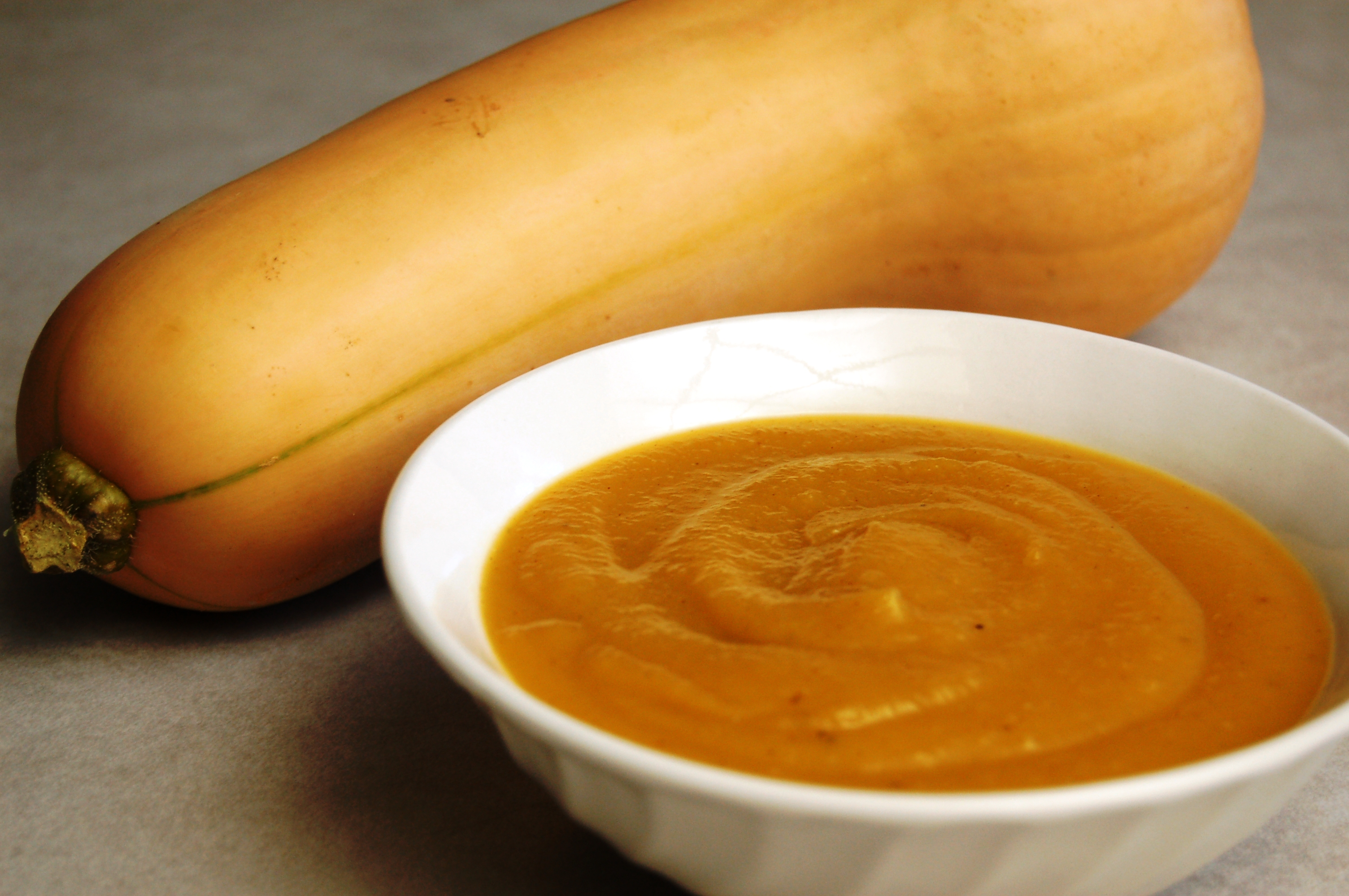 a simple {real food} recipe :: butternut squash soup