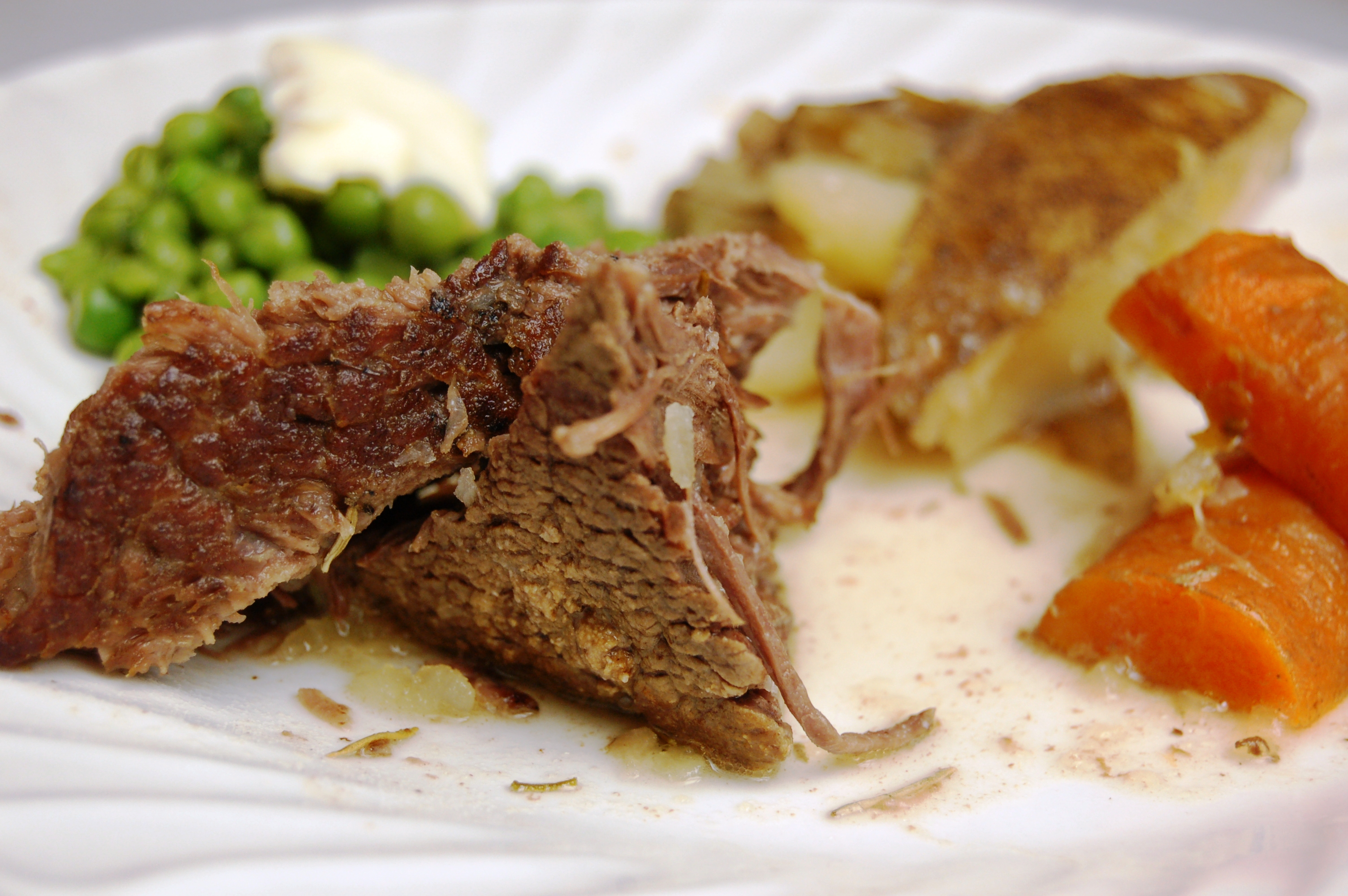 a simple real food recipe :: beef roast :: 2 methods