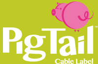 PigTail Cable Label logo