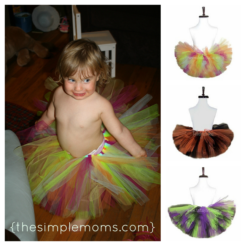 Tutu Girl Collage SIMPLE Reviews