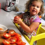 creating {healthy eating} habits in kids :: kitchen play
