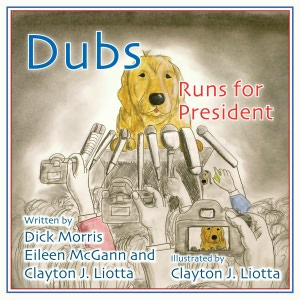 Dubs Runs for President Cover Photo