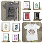 give a tee from monorail studio for Christmas this year :: review and giveaway