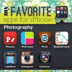 a simple tip :: favorite iPhone photo apps