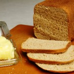 a simple real food recipe :: homemade bread