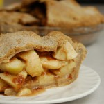 a simple real food recipe :: apple pie :: allergen free options