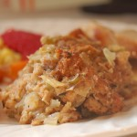 a simple real food recipe :: homemade stuffing