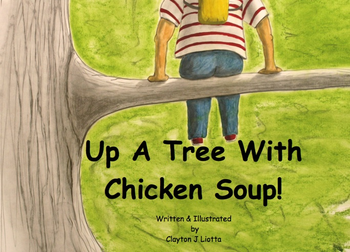 Up a Tree Front cover copy