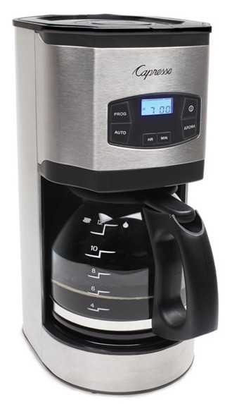 capresso sg120 coffee maker