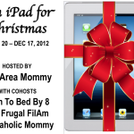 ipad for christmas :: multi blog giveaway link-up