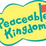 {a SIMPLE Christmas} sticker fun with peaceable kingdom :: review + giveaway