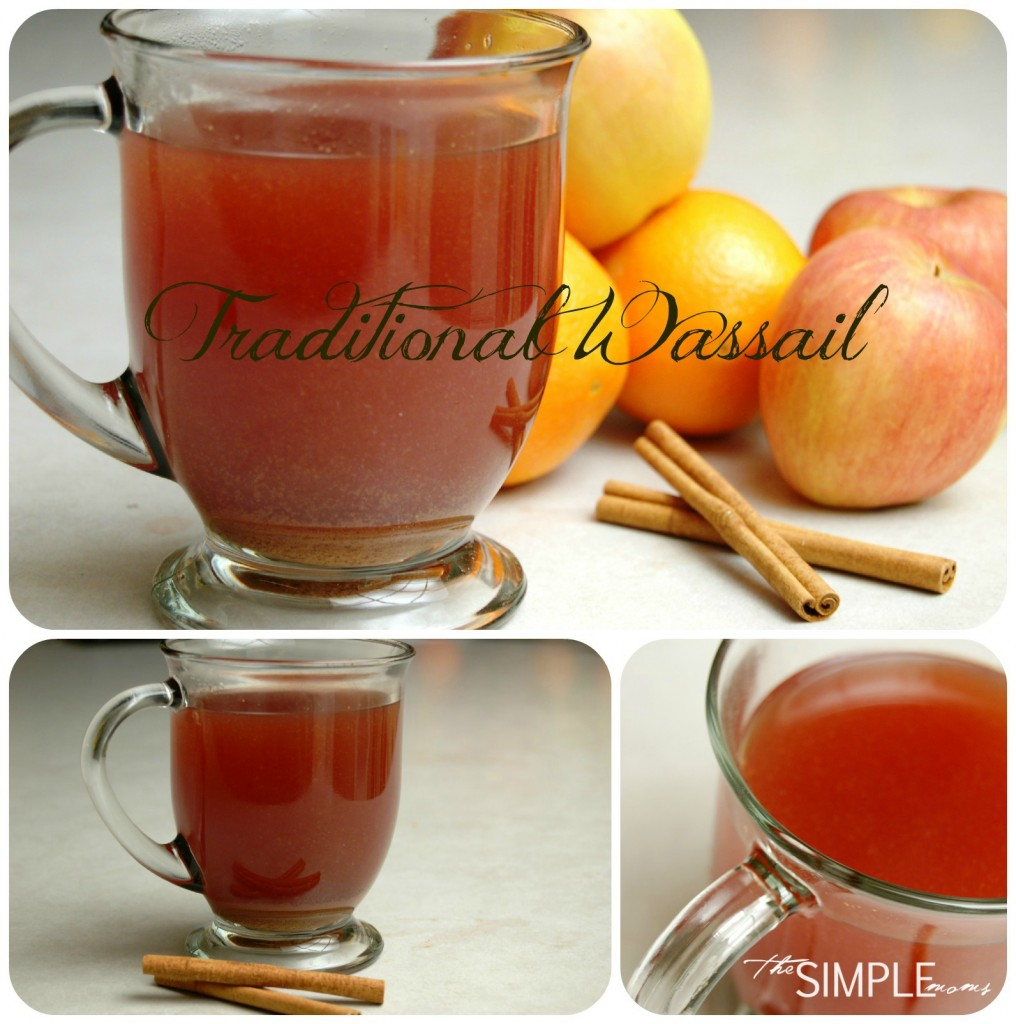 A Simple Real Food Recipe :: Traditional Wassail