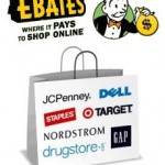 cyber Monday shopping? get paid CASH to shop online :: ebates