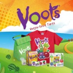 voots fruit-veggie tarts :: vitamin C supplements for kids {and adults} :: review and giveaway