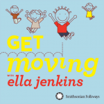 get moving with ella jenkins :: review